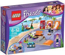 LEGO Friends - 41099 Heartlake Skate Park-NUOVO & OVP