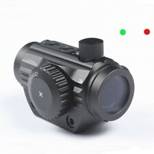 Optic Micro Dot Sight Holographic 5 MOA Red/Green Dot Reflex Sight Laser Scope