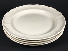 """Set Of 4 Wedgwood Queen's Ware ~Queen's Plain~ Bread And Butter Plates 6 1/4"""""""