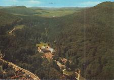 Bad Wildungen, Hessen, Kurgelände, Kurhaus, sehr schöne Karte