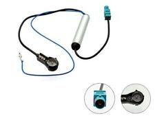 PEUGEOT 107, 1007, 2007, 207 307, Expert  CD Radio Aerial Antenna Adaptor Female