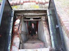 How to Build Underground Shelter Fallout Bunker Cd Dvd Survival  Prepper Tornado