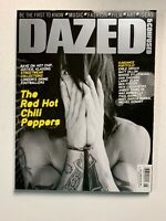 MAY 2006 Dazed And Confused Magazine - Red Hot Chili Peppers, Matt Dillon