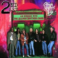 Allman Brothers Band - 2 Set - AN EVENING WITH THE ALLMAN BROTHERS - NOUVEAU CD