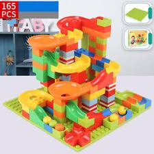 Bausteine 165 Teile Blöcke Building Bricks Block Baby Kinder Spielzeug Geschenk
