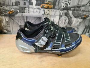 Shimano SH-R078L Pedaling Dynalast Spd-Sl Shoes Size 44.