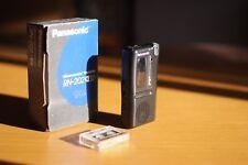 Panasonic Rn-202 Handheld Cassette Voice Recorder, in Box, Working, Rare, Japan