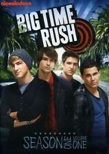 Big Time Rush: Season One, Vol. 1 [2 Discs] (2011, DVD NEUF)2 DISC SET