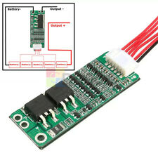 5S 15A 21V 18V BMS Protection PCB Board For Li-ion 18650 Lithium Battery Cell