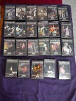 Time-Life Country USA 1950-1972 Set cassettes vintage country stars/1bonus cass