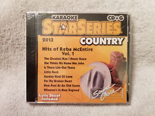 Sound Choice Karaoke StarSeries CD+G Country Hits of Reba McEntire Vol. 1 - 2013