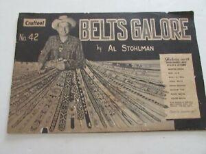 Belts Galore by Al Stohlman No 42