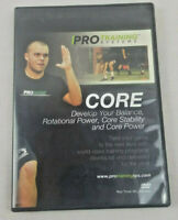 Pro Training Systems Core Develop Your Balance DVD 2012 Fitness Bodybuilding