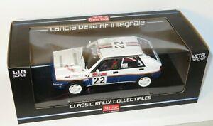 1/18 Lancia Delta HF Integrale Rothmans Tour de Corse Rally 1990  P.Bernardini