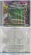 CD-NM-SEALED-CAPELLA GREGORIANA -2012- -- MYSTIC GREGORIAN POP SONGS & BALLADS V