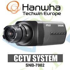 Samsung Techwin SNB-7002 600TVL 3 Mp Full Hd Wdr Día/noche cámara de red, H.264