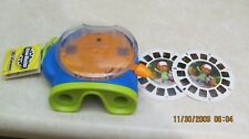 "NEW W/TAG "" VIEW MASTER 3-D VIEWER W/2 HANDY MANNY REELS"""