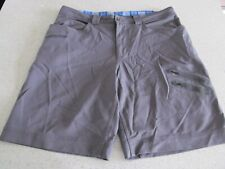 Mens Grey Gray Lululemon Shorts Size 36 New Without Tags