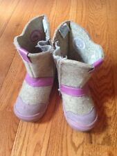 Kids Toddler Winter Boots Russian Valenki Size 27