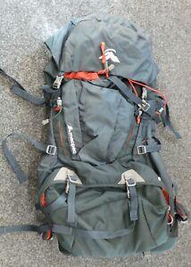 Macpac Torlesse 50L Size 3 Walking Hiking Camping Bag Rucksack Backpack