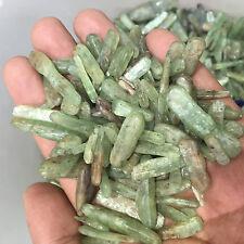 100G Natural GREEN QUARTZ TUMBLED Crystal gravel transparent Reiki