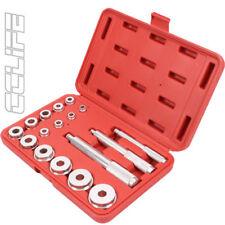 17 tlg Alu Radlager Druckstücksatz Simmering Einpress Werkzeug Presswerkzeug