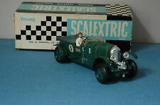 SCALEXTRIC BENTLEY, CIRCUIT24, voiture de circuit