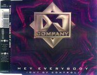DJ Company Hey everybody.. (1994) [Maxi-CD]