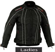 Blousons taille en nylon pour motocyclette Femme
