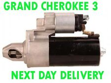 JEEP GRAND CHEROKEE 3 OFF ROAD VEHICLE 3.0 CRD 4X4 2005-2010 RMFD STARTER MOTOR