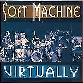 Virtually, Soft Machine, Audio CD, New, FREE & FAST Delivery