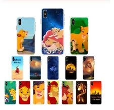 Lion King Simba TPU Silicone Case Cover iPhone X XR XS Max 8 7 6 Plus 5 Samsung