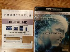 PROMETHEUS ◇◇DIGITAL CODE ONLY◇◇ From a 4K Ultra UHD Blu-ray set