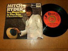 MITCH RYDER - EP FRENCH STATESIDE 1005 / LISTEN - MOD SOUL POPCORN