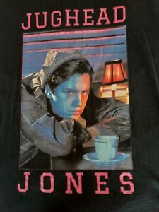 JUGHEAD JONES/Black/Size 3XL--------------A1-T SHIRT