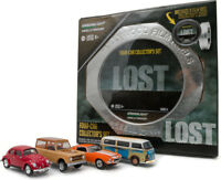 GREENLIGHT 59040A - 1/64 HOLLYWOOD FILM REELS LOST TV SERIES CAR COLLECTION