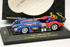 Ixo 1/43 - Panoz LMP01 Nº12 Le Mans 2002