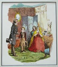 "Charles Dickens Illustration, Great Expectations, Vintage Athena Print 12"" x 16"""
