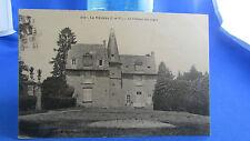 cpa  35  la meziere le chateau des loges
