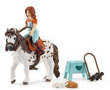 - SHL42518 - Figurines de l'univers HORSE CLUB - Mia & Spotty -