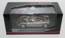 Voitures, camions et fourgons miniatures gris MINICHAMPS pour McLaren