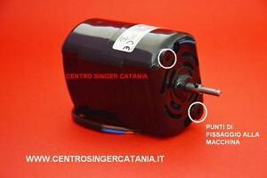 Motore 100W Macchine da Cucire Singer Necchi Pfaff Merritt Made in Italy