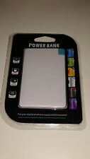 ULTRA-THIN Power Bank - Mobile Device Portable Battery Charger