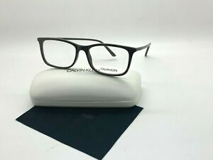 Calvin Klein CK 18545 201 BROWN Eyeglasses Frames 55-17-145MM  /CASE
