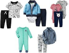 Carter's Baby Boys 11 Piece Outfit Clothing Set - 9 Months - NEW / NWT