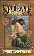 Lucinda's Secret (Spiderwick Chronicles, Book 3)-ExLibrary