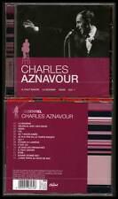"CHARLES AZNAVOUR ""L'Essentiel"" (CD) 14 Titres 2004 NEUF"