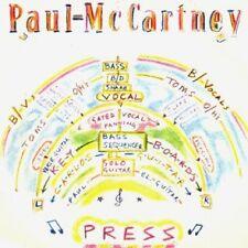 "Paul McCartney - Press / It's Not True  - Capitol 7"" PS (Picture Sleeve)"