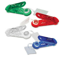 Primary Clip N Spool 8 Piece Balloons