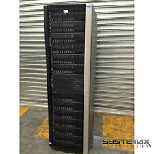 HP StorageWorks EVA8100 2C12D SAN System AG702A w/ 120x 300GB 10K FC HDD